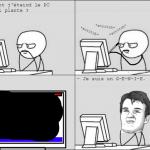 Comment éteindre un PC quant on est con.