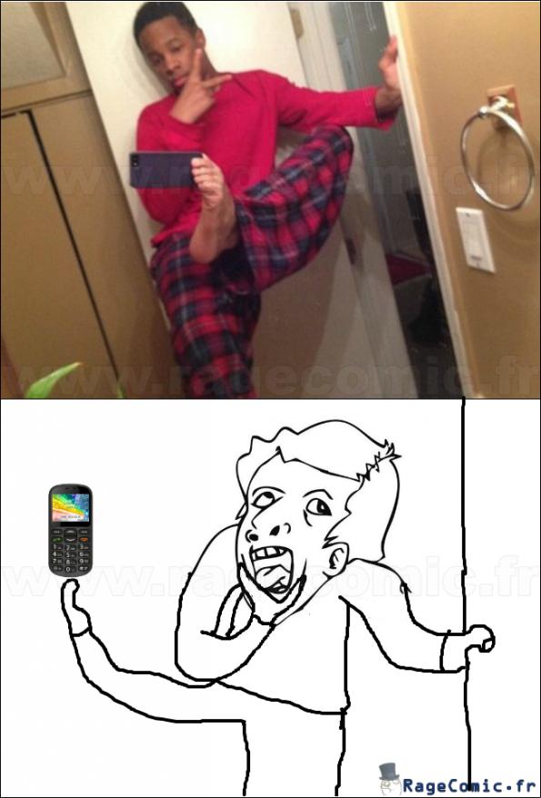 Selfie genius