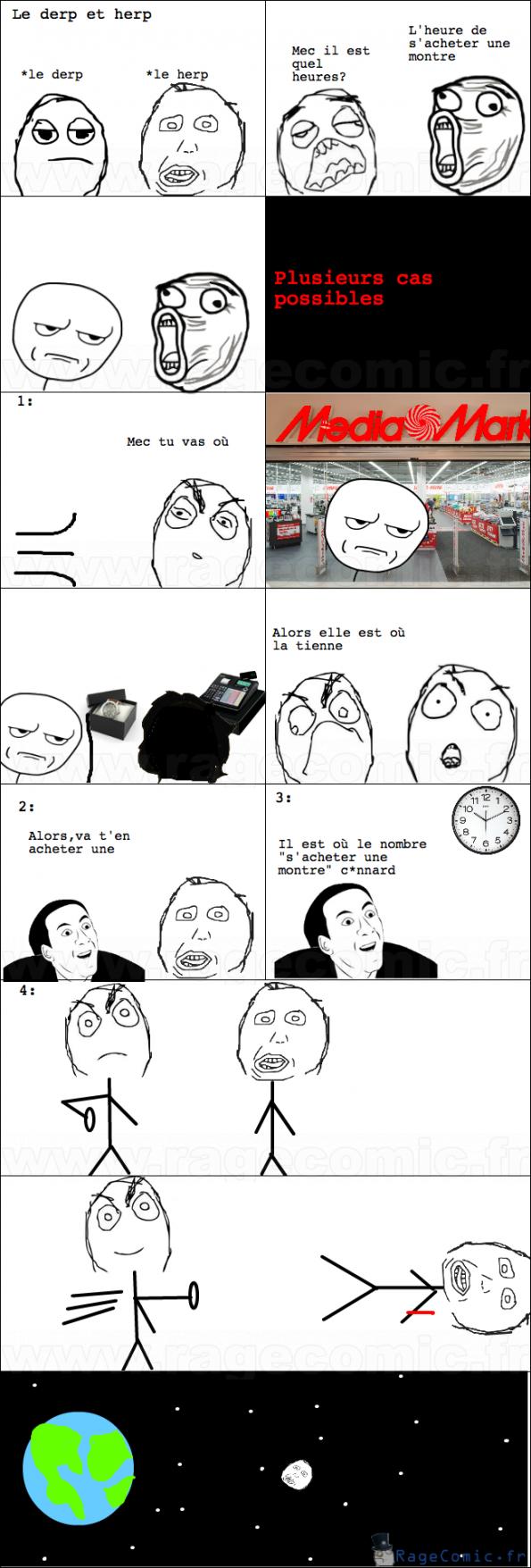 l'heure de s'acheter une montre