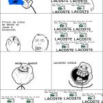 lacoste attack