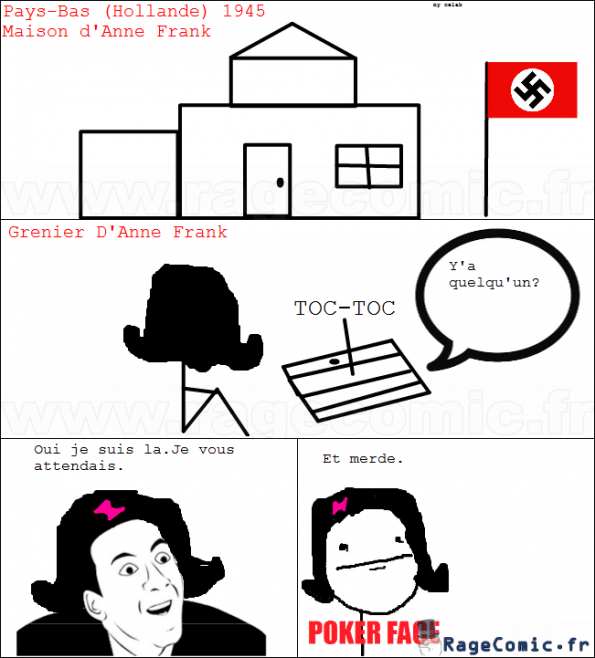 La vrai histoire d'Anne Frank