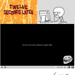 Youtube est un vrai troll !