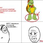 Franklin le va-nu-pied
