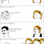 Les filles à la fac'