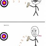 Pistolet en agraphes