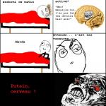 Troll cerveau activé