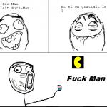 Pac-Man ...