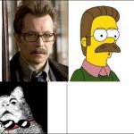 Ned Flanders en vrai !