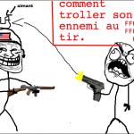 la guerre