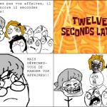 12 secondes