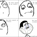 Ma tête quand...