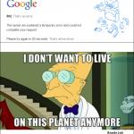 Google bug ?