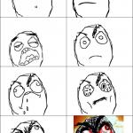 la rage au toilette