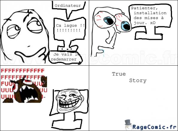 Windows troll
