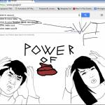 google devient fou