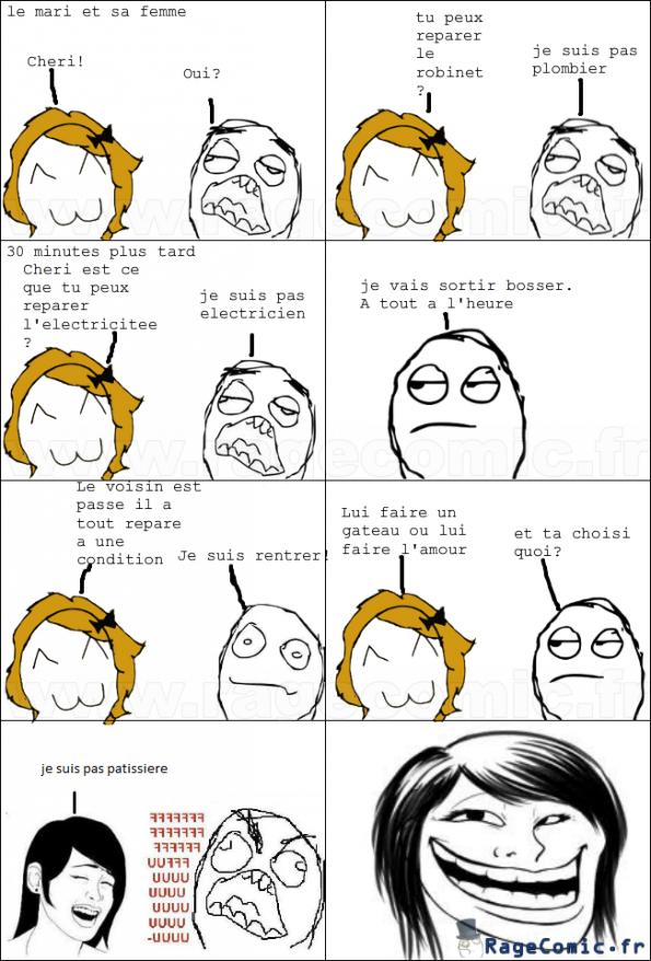 troll metiers