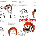 Le troll des potes