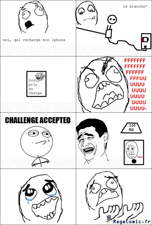 Pauvre Iphone