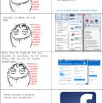 Comment aller sur FB au lycée