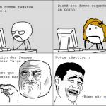 Nos réactions