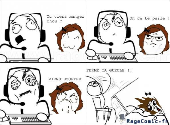 La Vie de tous les Geeks...