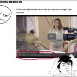 Vidéo avec pub...