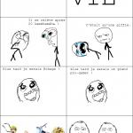 Manga VS Vie