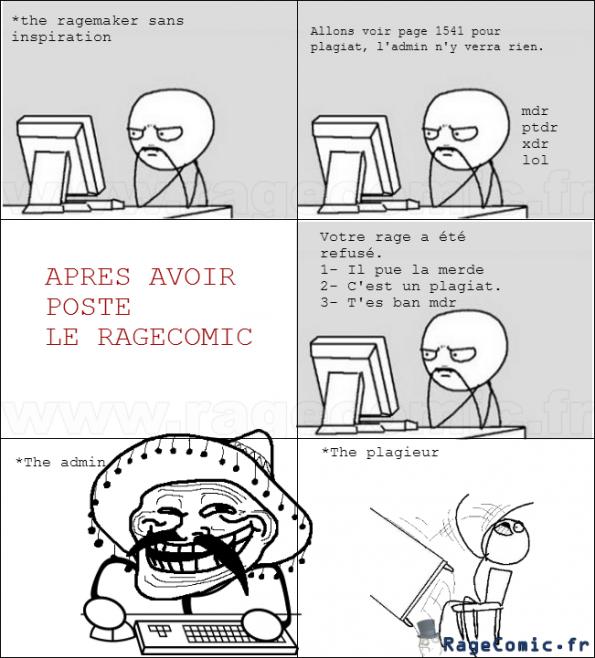 L'admin troll