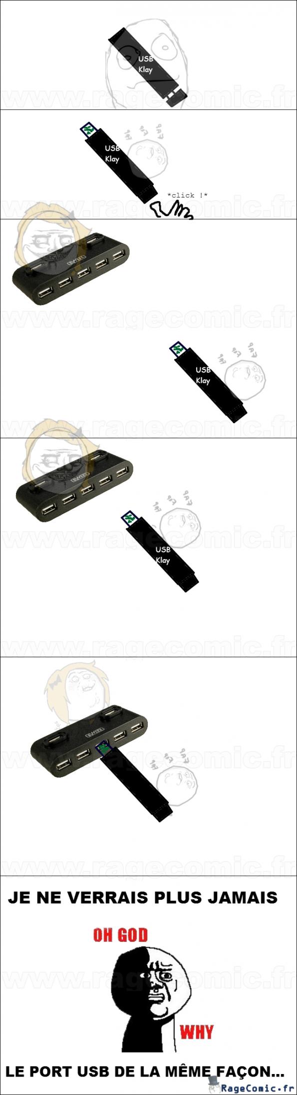Le port USB