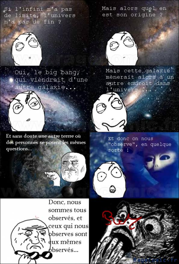 L'univers n'est pas celui que l'on croit...
