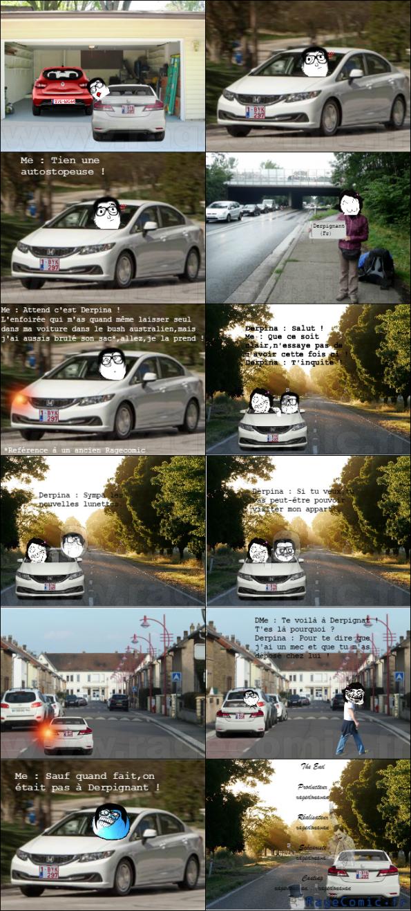 L'autostop (Part 2)