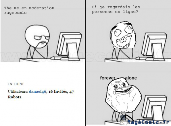 En ligne...