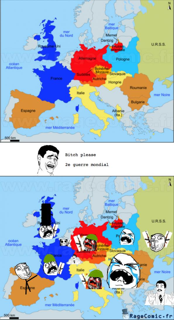 2e meme mondial