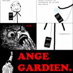 Ange Gardien (Traduction)