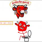La vache qui...
