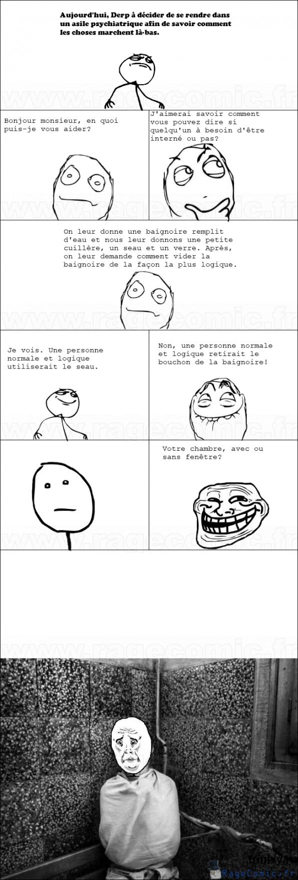 asile psychiatrique