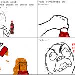 Le Coca-Cola